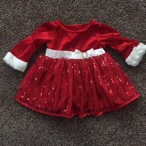 Other - 0-3m Christmas dress